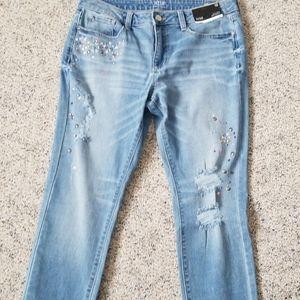 NWT ANA skinny jeans